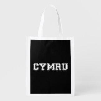 Cymru Reusable Grocery Bag
