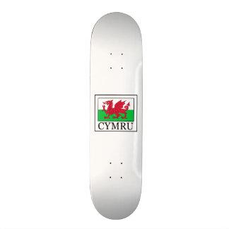 Cymru Skateboard Deck