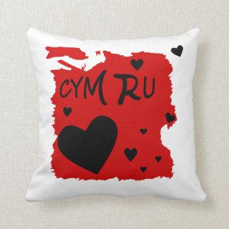 Cymru (Wales) Cushion