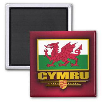 Cymru (Wales) Magnet