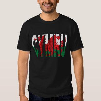 CYMRU - Wales Tshirt