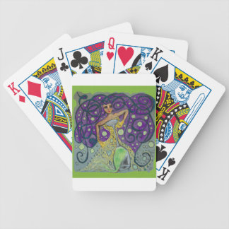 Cynthias Champagne Celebration Bicycle Playing Cards