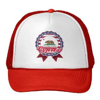 Cypress, CA Mesh Hats