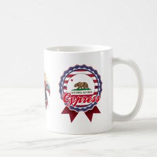 Cypress, CA Coffee Mugs
