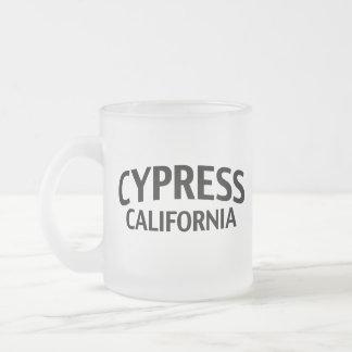 Cypress California Mugs
