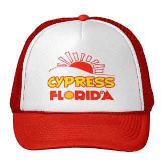Cypress, Florida Mesh Hats