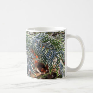 Cypress Frost Coffee Mug
