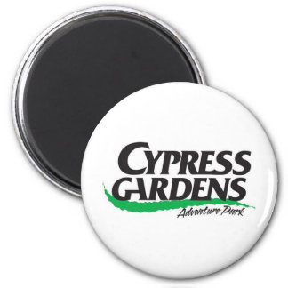 Cypress Gardens Adventure Park 2004-2008 Magnet