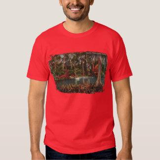 Cypress Gardens Florida Mens Shirt
