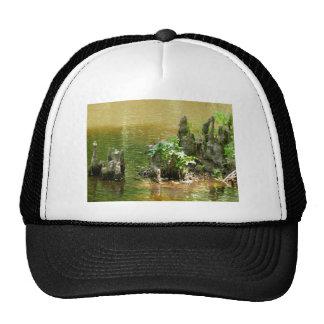 Cypress Knees Mesh Hats