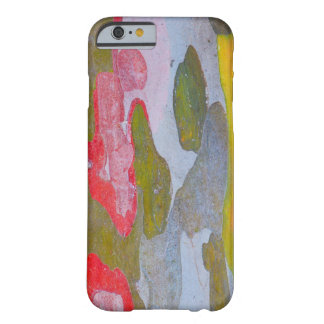 Cypress tree bark patterns, Italy Barely There iPhone 6 Case