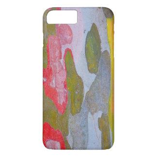 Cypress tree bark patterns, Italy iPhone 8 Plus/7 Plus Case