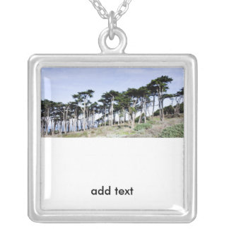 Cypress Trees at Sutro Park, San Francisco Jewelry
