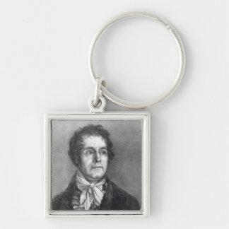 Cyprien Gaulon, 1824-5 Key Ring