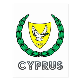 Cypriot Emblem Postcard