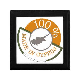 CYPRUS 100% CREST GIFT BOX