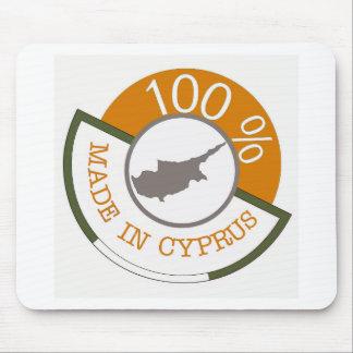 CYPRUS 100% CREST MOUSE MAT