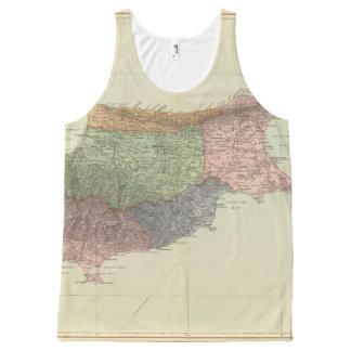 Cyprus All-Over Print Tank Top