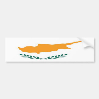 Cyprus Bumper Sticker