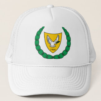 Cyprus Coat of arms CY Trucker Hat