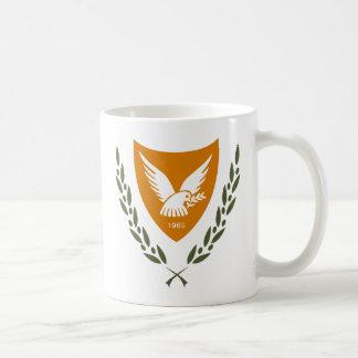 Cyprus Coat of Arms Mug
