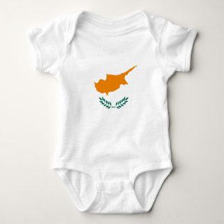 Cyprus – Cypriot National Flag Baby Bodysuit