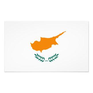 Cyprus – Cypriot National Flag Photo Print