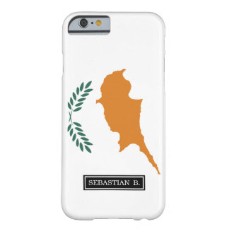 Cyprus Flag Barely There iPhone 6 Case
