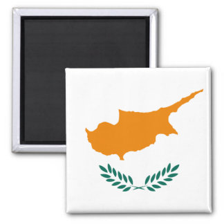 Cyprus Flag CY Magnet