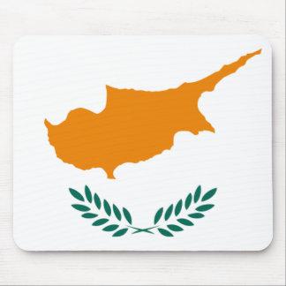 Cyprus Flag CY Mouse Pad