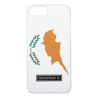 Cyprus Flag iPhone 7 Case