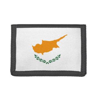 Cyprus Flag Wallet