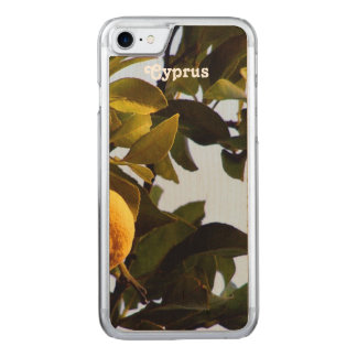 Cyprus Lemon Grove Carved iPhone 8/7 Case