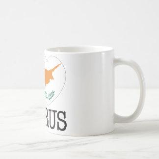 Cyprus Love v2 Coffee Mug