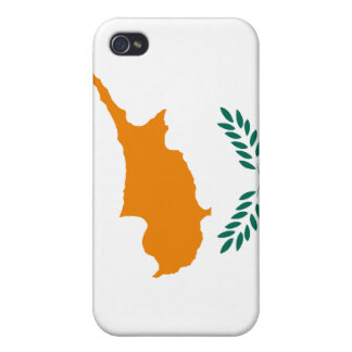 Cyprus National Nation Flag  iPhone 4 Covers