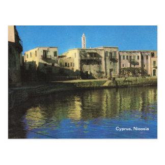 Cyprus, Nicosia Postcard