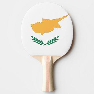 Cyprus Ping Pong Paddle