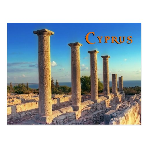 Cyprus Post Card
