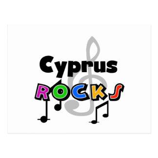 Cyprus Rocks Postcard