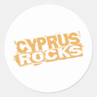 Cyprus Rocks Sticker