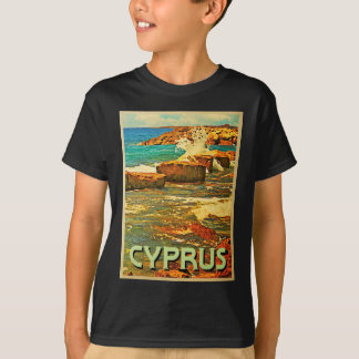 Cyprus Rocky Shore T-Shirt