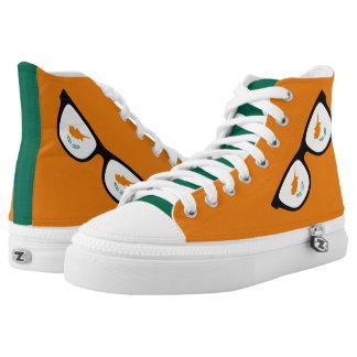 Cyprus Shades custom sneakers