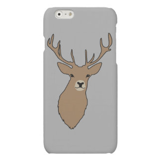 Cyril the Stag iPhone 6/6s Matte Finish Case