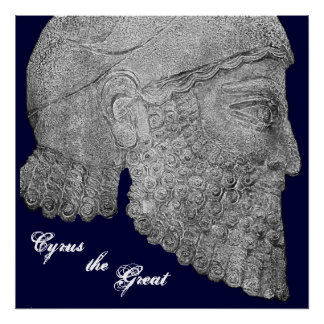 Cyrus The Great Poster