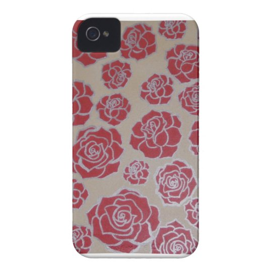 Cystic Fibrosis 65 Roses Cell Phone Case