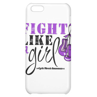 Cystic Fibrosis Awareness Fight Like a Girl Cover For iPhone 5C