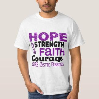 Cystic Fibrosis HOPE 3 Tshirt