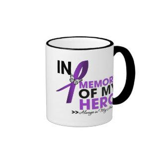 Cystic Fibrosis Tribute In Memory of My Hero Mugs