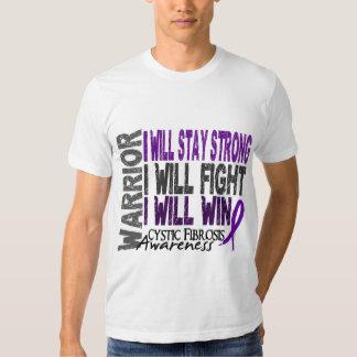 Cystic Fibrosis Warrior Tees