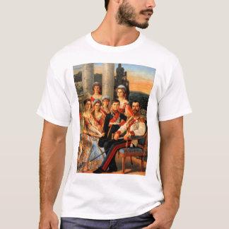 Czar Nicholas II and Family T-Shirt